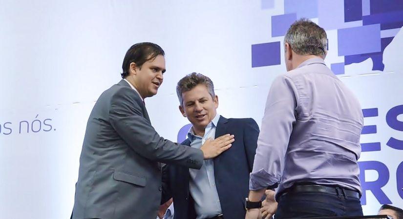 Governador atende indicação de Thiago Silva e assina ordem de serviço do Anel Viário