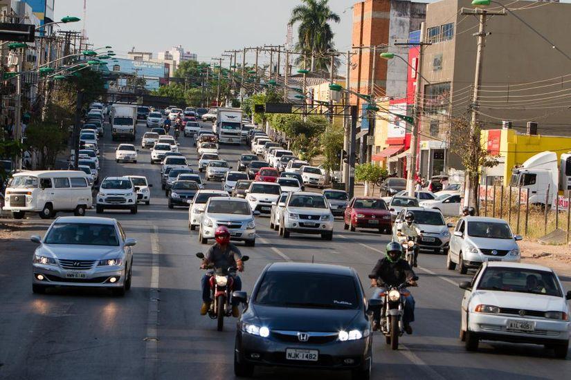 Excesso de velocidade é a infração mais cometida em Mato Grosso