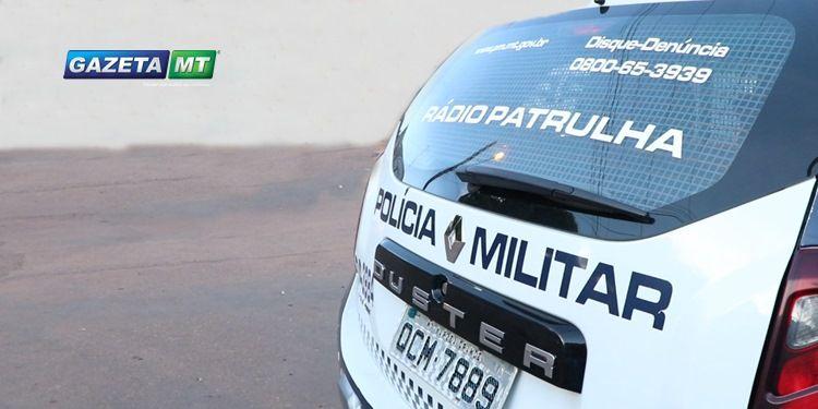 Bandidos perseguem motociclista em via pública e anuncia roubo