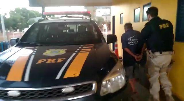 Idoso é preso suspeito de estuprar menina de 4 anos