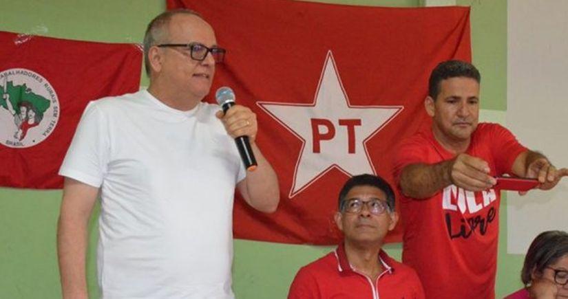 Zé do Pátio comemora a  liberdade do ex-presidente Lula