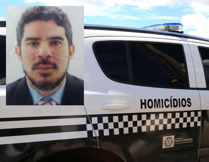 Jornalista é encontrado morto em terreno de Cuiabá