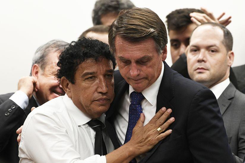 Malta participa de carreata pró Bolsonaro em Rondonópolis