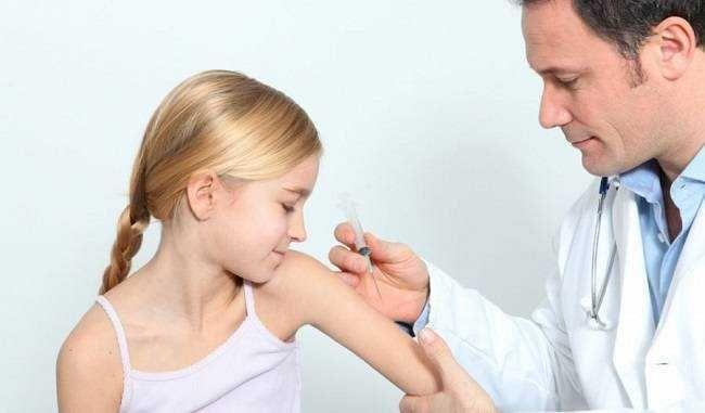 Começa hoje (10) em todo o país a vacinação meninas de 11 a 13 anos contra o HPV