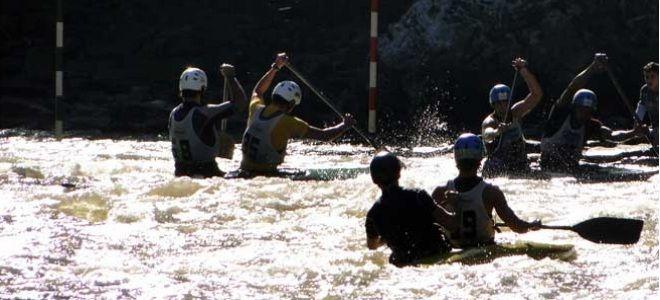 Atletas foram destaque na Copa Brasil de Canoagem Slalom