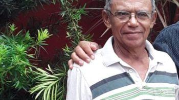 Antônio Baldoino de Souza, de 69 anos está desaparecido desde a manhã de sábado (18), em Rondonópolis. Imagem: Reprodução