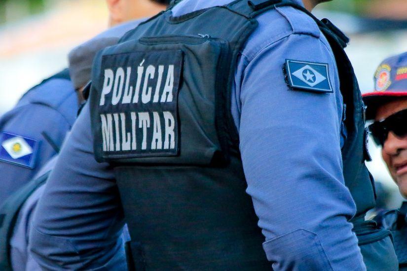 Polícia Militar     Imagem: Daffiny Delgado / GazetaMT