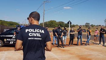 Foto: divulgação PJC/MT