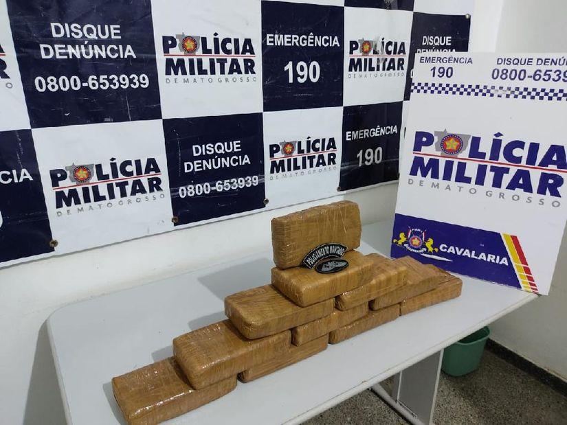 Foto: divulgação PM/MT
