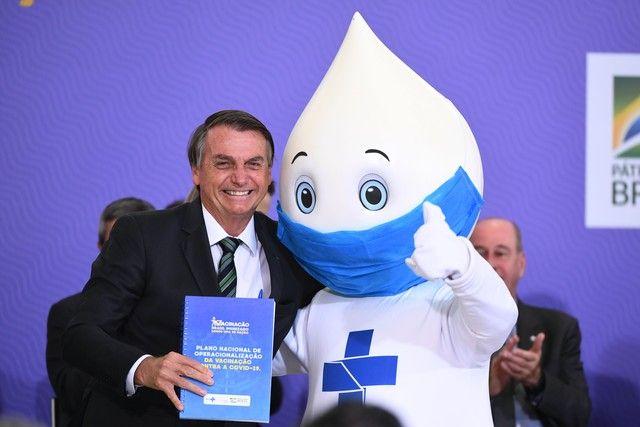 Imagem: Reprodução / Evaristo Sá/AFP
