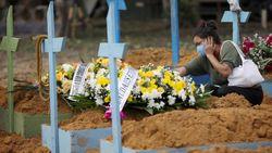 Mato Grosso ultrapassa marca de 9 mil mortes por Covid-19 — Foto: Bruno Kelly/Reuters