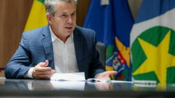 Governador Mauro Mendes - Foto por: Mayke Toscano/Secom-MT