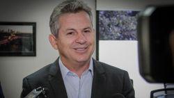 Governador Mauro Mendes participará da escolha do local mais viável para construção do hospital - Foto por: Michel Alvim - SECOM/MT