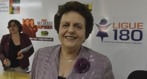 A ministra Eleonora Menicucci demonstrou preocupação com os números