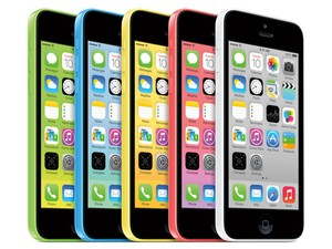 iPhone 5C Foto: Divulgação/Apple
