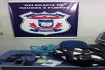 Assaltantes que roubavam pessoas nas ruas são presos em Rondonópolis