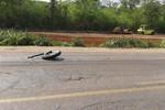 Motoqueiro morre em acidente com carreta próximo à ALL (Atualizada)