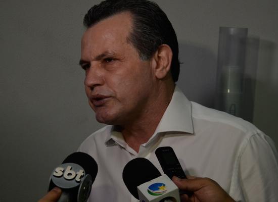 Após um longo tempo sem visitar Rondonopolis, Silval Barbosa lança obra e inaugura rodovia -Foto: GazetaMT