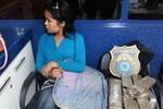 PRF prende mulher com 26 quilos de maconha no Mineirinho
