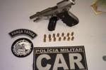 """Operação 'Cerco Total"""" tira de circulação 9 armas de fogo em Rondonópolis"""