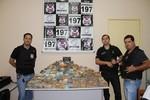 Polícia Civil apreende R$ 3,2 milhões e suspeito oferece propina para ser liberado