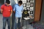Suspeitos são presos por tráfico de drogas em Rondonópolis