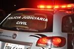 Polícia Civil prende suspeito de assassinar com 15 facadas vereador