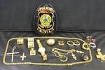 Joias furtadas avaliadas em 20 mil são recuperadas pela Polícia Civil em Comodoro