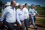 Fávaro destaca que visita de Kassab fortalece PSD de Mato Grosso