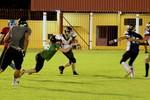 Rondonópolis Hawks realizou no Luthero Lopes última sessão de treinos antes da estreia