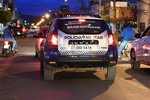 Suspeitos são detidos com objetos roubados após vítima rastrear celular