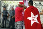 "Movimento ""Muda PT"" se reúne em Brasília"