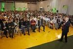 Mais de 600 pessoas participam de debate sobre controle organizado pelo TCE