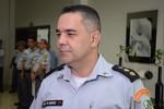 Coronel Edgar Maurício assume o 5º CR da PM em Barra do Garças