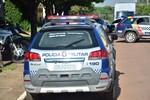 PM prende suspeitos e recupera objetos roubados na Gleba Rio Vermelho