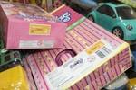 Brinquedos e luminárias de natal são alvos de fiscalização em lojas de MT
