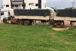 Caminhão trator é recuperado pela PJC e PRF de Primavera do Leste