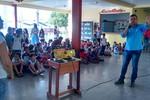 Atividades educativas conscientizam alunos de Paranatinga e Pedra Preta sobre a preservação