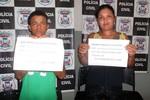 Polícia Civil prende suspeitos e esclarece três furtos em prédios públicos municipais