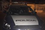 Bandidos atiram em viatura da PM que é atingida por mais de 10 tiros
