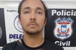 Membro de facção que matou menor e mulher é preso pela Polícia Civil