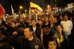 Equador define hoje quem será seu novo presidente