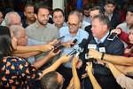 Ministro Alexandre Baldy anuncia recursos para Rondonópolis