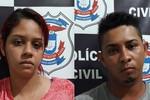 Casal é preso por tráfico de drogas e associação