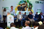 Botelho destaca importância da Expoagro à economia de MT