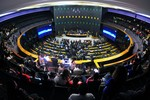 Câmara aprova decreto; senadores votam medida nesta terça