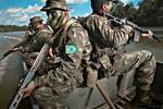 21 mil militares atuam para garantir segurança nas fronteiras