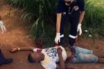 Jovem é encontrado baleado na estrada das Três Pontes
