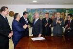 FEX é sancionado e R$ 500 milhões são garantidos para Mato Grosso