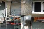 Sobram imóveis no centro e 353 empresas fecharam as portas